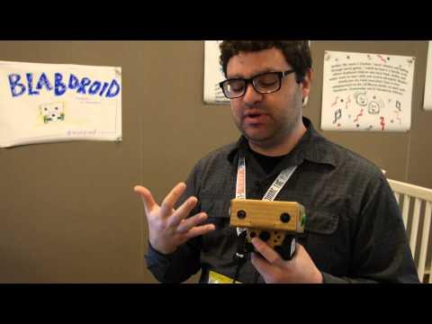 Meet Blabdroid, the World's First Robotic Filmmaker