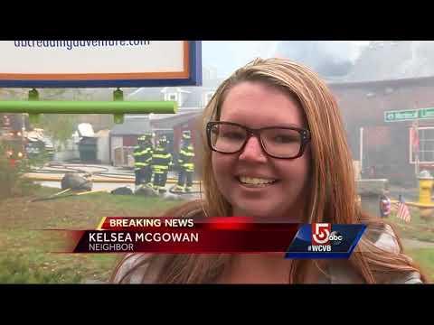 Landmark Scituate restaurant destroyed in fire