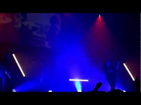 Gary Numan Love Needs no Disguise + Warriors  @ Brighton Machine Music Tour 2012 Full HD