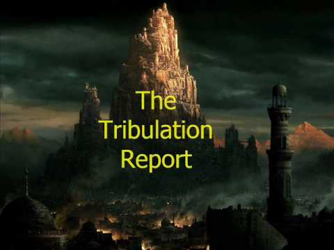 TRIBULATION REPORT/ RACIAL  AND  POLITICAL  DIVISION...