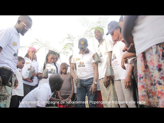 Popenguine-Ndayane : lancement de la campagne de reboisement pour une