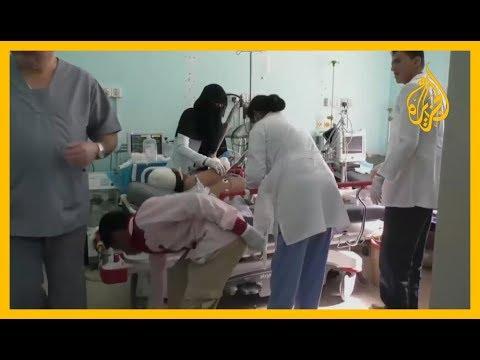 ???? هجوم مأرب الدموي.. الحكومة تتهم الحوثيين ووزير النقل يطالب بتحقيق دولي  - نشر قبل 3 ساعة