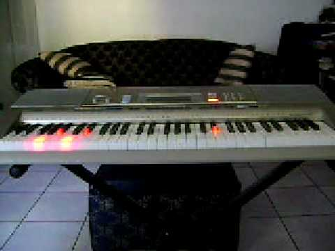 Casio LK-270 - YouTube