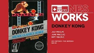 Donkey Kong retrospective, Pt 1: Nintendo