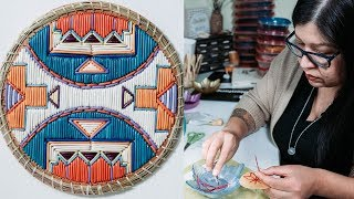 This woman transforms roadkill into quill art | Made from this Land