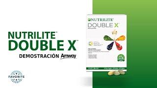 Double X de Nutrilite -Video para Entrenamientos.