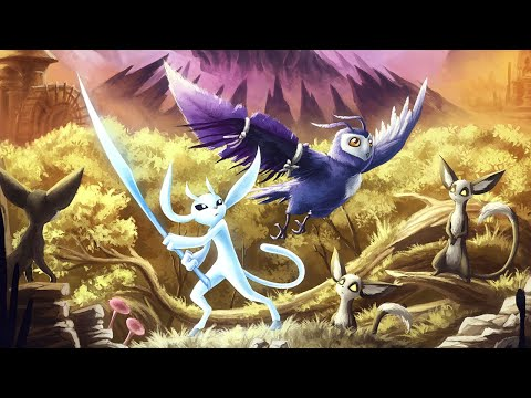 Ori And The Will Of The Wisps [SpeedPaint]