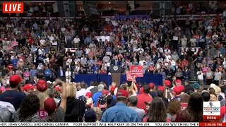 FULL EVENT: President Donald Trump EXPLOSIVE Rally in Youngstown, OH 7/25/17 by : Right Side Broadcasting Network