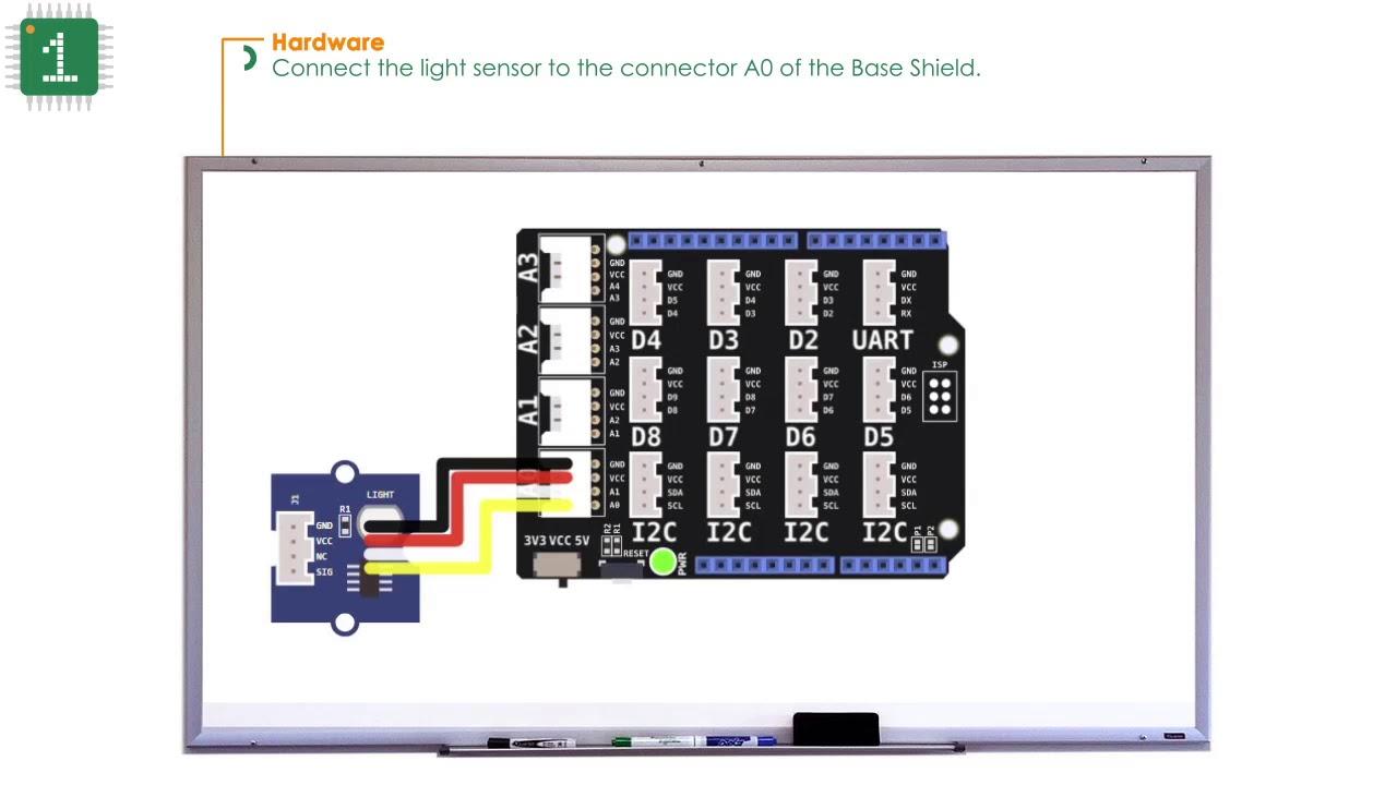 Grove - Light Sensor - Seeed Wiki