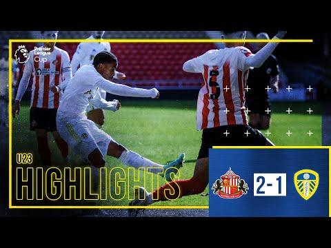 Summary: Sunderland U23 2-1 Leeds United U23 |  Summerville strikes in the Premier League Cup
