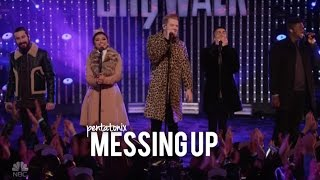 Pentatonix Messing Up