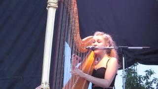 joanna newsom sawdust and diamonds pitchfork music festival