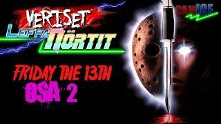 Hikiset leffanörtit: Friday the 13th 2/2
