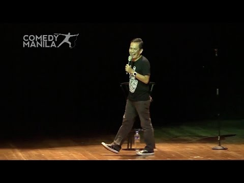 Alex Calleja (Stand-up Comedy)