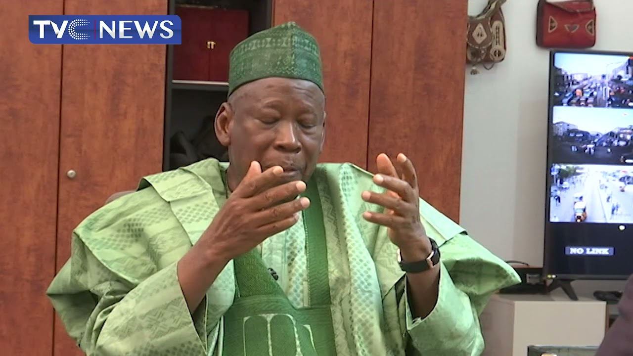 Download [Kano Spotlight] Special Interview With Governor Abdullahi Ganduje