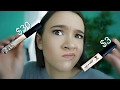 Is It A DUPE? TEEN Tries $3 vs $30 Concealer | FionaFrills