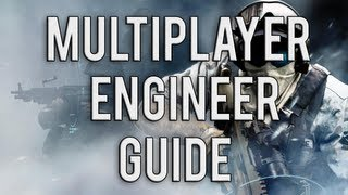 Ghost Recon Future Soldier Engineer Class Guide