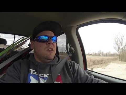 Vlog #2  Belva Deer and Lake Jewell