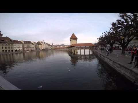 A weekend in Switzerland