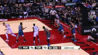 Kyle Lowry Explodes for 40 Points