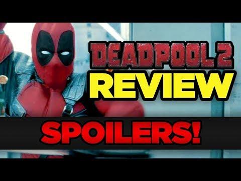 DEADPOOL 2 Review & Analysis! #NewRockstarsNews