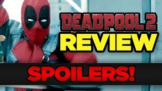 DEADPOOL 2 Review & Analysis! #NewRockstarsNews
