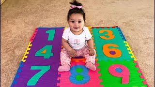 Count to 10 | Number Rhymes For Children