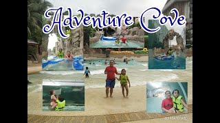 Adventure Cove  Sentosa 2019 | Singapore Day 2