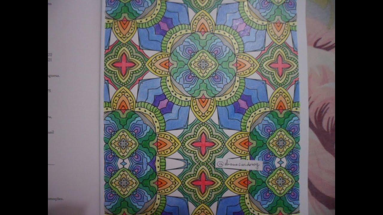 Colorindo -  Universo Criativo Para Pessoas Estressadas