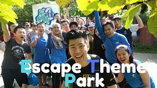 ESCAPE THEME PARK ADVENTURE!! PENANG ONE AND ONLY OUTDOOR THEME PARK!