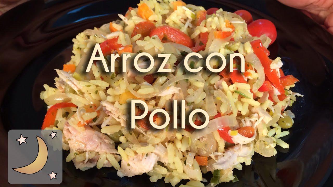 Como hacer arroz con pollo receta de arroz completo y for Como cocinar un bogavante