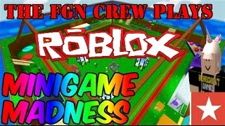 The FGN Crew Plays: Roblox - Ripull Minigames (PC)