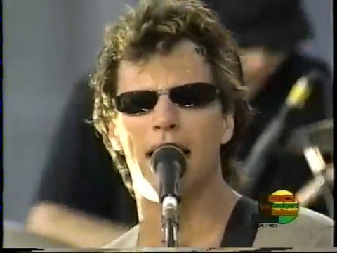 Jon Bon Jovi - Queen Of New Orleans (Myrtle Beach 1997)