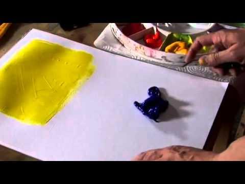 Daler Rowney System 3 Original vs Heavy Body
