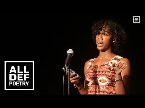 "Sarah Lyons - ""Dear F*ckboys""   All Def Poetry x Da Poetry Lounge"