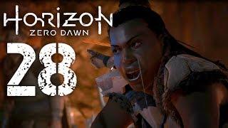 HORIZON ZERO DAWN (Gameplay/Walkthrough) - # 28 DAS HERZ DER NORA 1/2