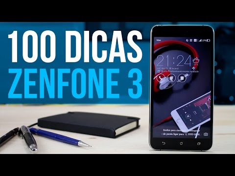100 DICAS ZENFONE 3 ANDROID 7.0 | 01 PRODUTIVIDADE