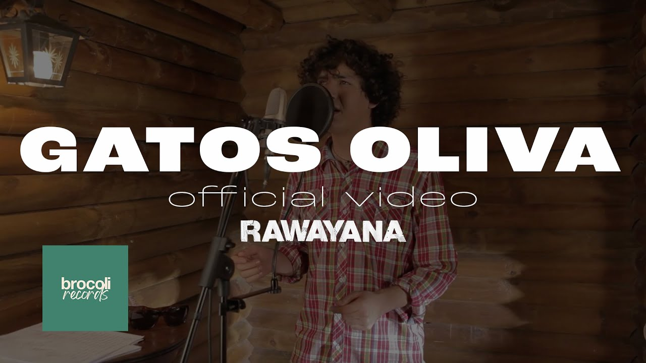 "Rawayana (ft Diego ""El Negro"" Alvarez) — Gatos Oliva (Video Oficial)"