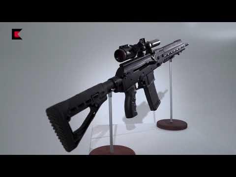 La rivoluzionaria Sr1 di Kalashnikov concern