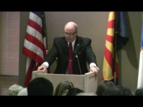 Border Security Forum_Rudi K Speaking