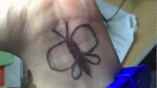 365 Days Of The Butterfly Project - Self Harm Awareness Day