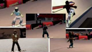 Shaun White Snowboarding : World Stage - Online Leaderboards