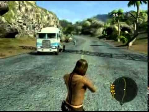 Видео обзор игры — Mercenaries 2: World in Flames.