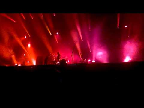 The 2nd Law: Unsustainable - Muse (Bogotá, Colombia, 27 de octubre 2015)