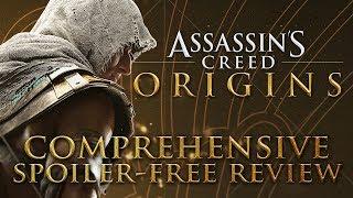 Assassin's Creed Origins   Full Comprehensive REVIEW/Breakdown (Spoiler-Free)