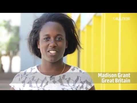 Madison Grant from Great Britain Summer School Lisbon 2015