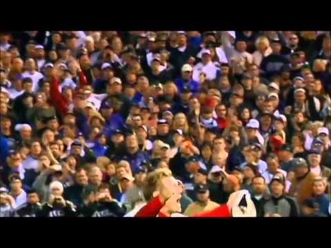 Red Sox Postseason Highlights