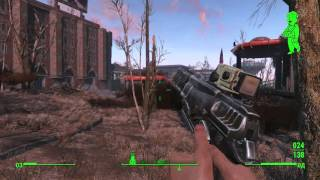 Fallout 4 Ошиблись адресом хоботок легендарного светящегося гнуса 1080p HD PC 3