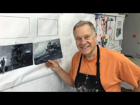"""BobBlast 87 """"Landscape Painting & the Four Compositions   Part Two"""""""