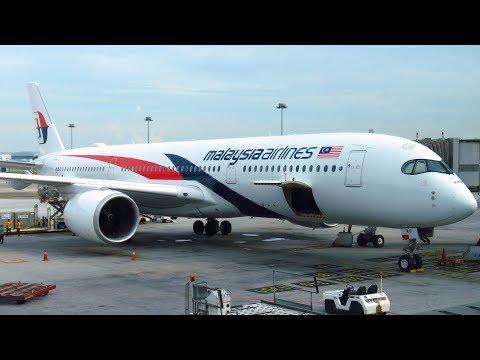 TRIP REPORT   Malaysia Airlines A350-900XWB Flagship (ECONOMY)   Tokyo Narita to Kuala Lumpur